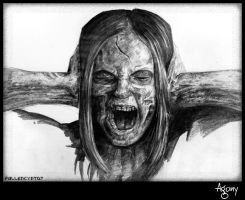 Sketches-Agony by Fallencypt