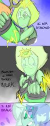 I Have Been Weak by PoltergeistCat614