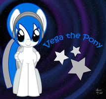 AT: Vega the Pony by TwiddleChimp