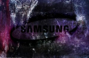 Samsung Wallpaper by RedAndWhiteDesigns