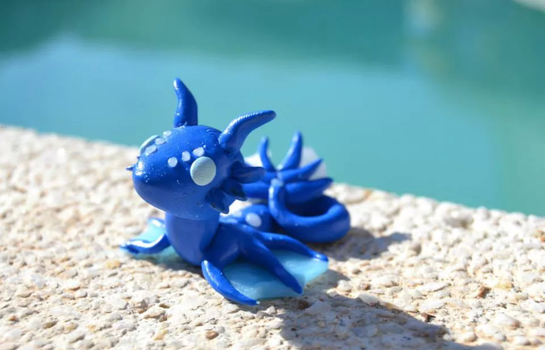 Water dragon by Meeth28