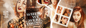 WHEN WE WERE YOUNG | PARK SHIN HYE by btchdirectioner