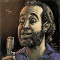 George Carlin by sobreiro