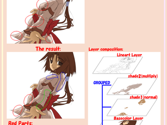 Tutorial for soft cell shading by getty