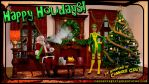 The Adventures of Cannabis Girl - Happy Holidays! by jt2xtreme