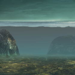 Premade Background 24 Underwater by FrostBo