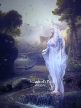 Galadriel's Path by MelieMelusine