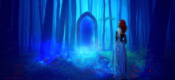 Between Two Worlds by Naelle-dev