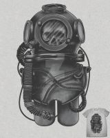 Deep Diver by fathi-dhia
