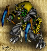 Anubis by SouthernDesigner
