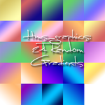 24 Random Other Gradients by graphicdump