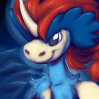 Keldeo (Normal Form) by BritishStarr