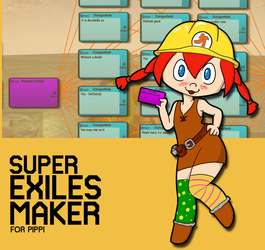 Super Exiles Maker for Pippi by powermogri