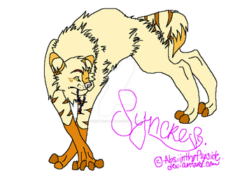Syncres by absiintheflipside