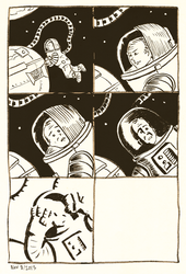 30 days of comics 8 by naha-def
