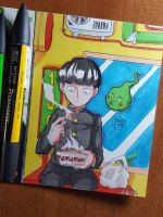 Day 364 Mob by TomatoStyles
