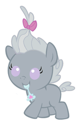 Baby Silver Spoon by MarianHawke