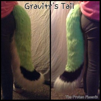 Gravity's Tail by TheFrozenPhoenix