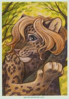 September ACEO: Raika by spocha