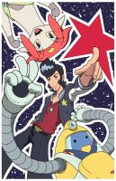 Space Dandy by JoeOiii