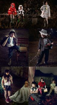 childhood - series by mbahuyo