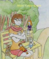 Velma and Toys by Missis-Velma-Rogers