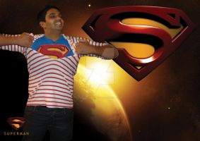 Ravi Superman by Blackthorn87