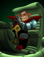 Dr. Robotnik by Mystic-Forces