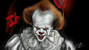 Pennywise 2017 by Dorypiio