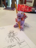 Figment drew something! by WishExpedition23