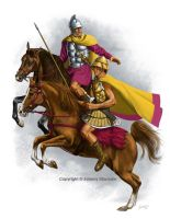 Macedonian Cavalry by JohnnyShumate