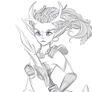 Lunara by UsagiK