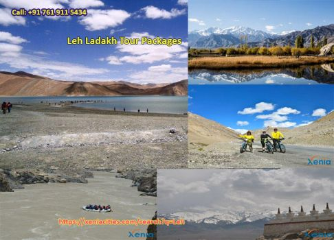 Book Leh Ladakh Tour Packages at Xenia Cities by xeniacities