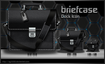 Briefcase Icon by SG3000