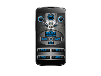 Invader Zooper Widget by MP1331
