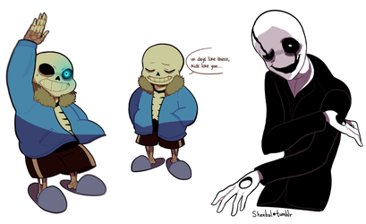 Undertale Requests by sheebal