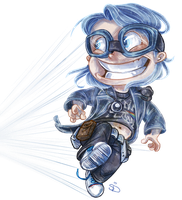 Quicksilver by Redundantthoughts