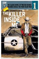 The Killer Inside Me #1 Variant Cover. by RobertHack