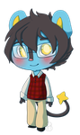 [ Request - Commission Example ]  Chibi Bennet GO! by FandomKisses
