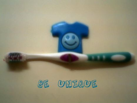 be uniqe by theindusperson