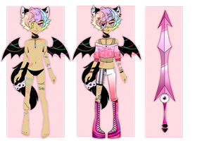 [Adopts]: Strawberry Milk Lockette (CLOSED) by SimplyDefault