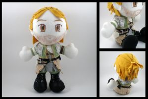 Dragon Age 2 - Anders by eitanya