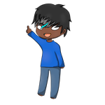 Rishi Chibi Commission 1 by 404Redacted