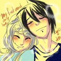 My first and only love by Saku-shii