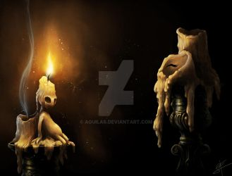 Candleboy by Aguilas