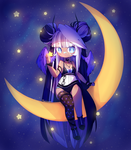 [YCH] Moon Child by madichams