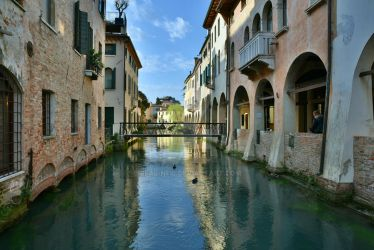 Backstreets of Treviso. Italy. by Real-Neil