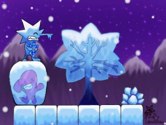 Jack Frost by Rorschach94