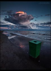 Apocalypse On The Beach by RS-foto
