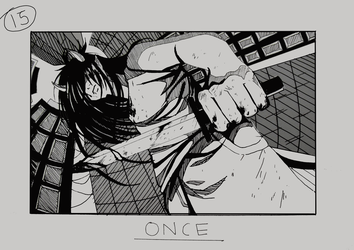 Day 15 - Once by Inui-Purrl